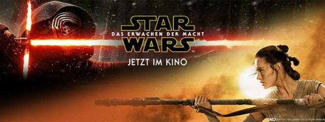 Star Wars Episode VII bricht alle Rekorde