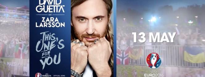 David Guetta veröffentlicht Song zur EM 2016