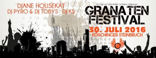 Granatenfestival