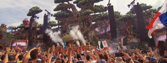 Das offizielle Tomorrowland 2016 Aftermovie